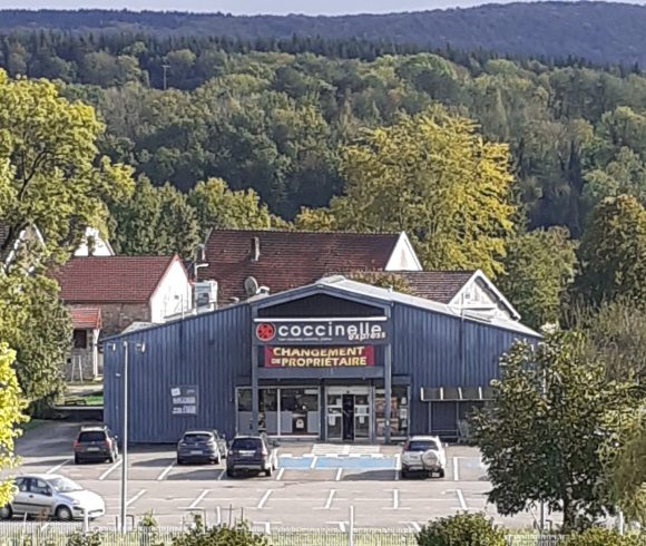 Commerce Coccinelle