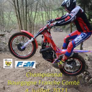 4 juillet : concours de Trial à Chouzelot !